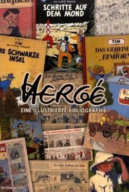 Hergé, Eine illustrierte Bibliograhie