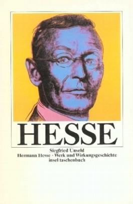 Hermann Hesse Werk und Wirkungsgeschichte