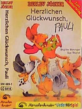 Herzlichen Glückwunsch, Pauli, 1 Cassette