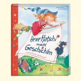 Hexe Hatschi macht Geschichten