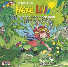 Hexe Lilli - auf der Jagd nach dem verlorenen Schatz
