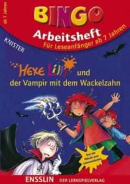 Hexe Lilli und der Vampir mit dem Wackelzahn