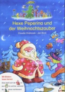 Hexe Peperina und der Weihnachtszauber