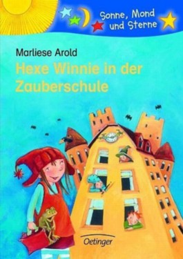 Hexe Winnie in der Zauberschule