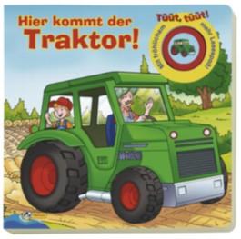 Hier kommt der Traktor!