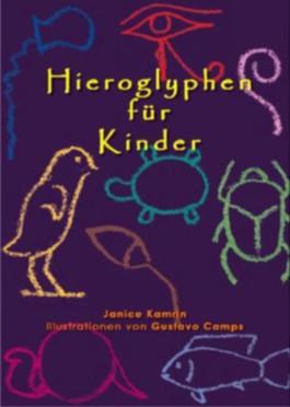 Hieroglyphen für Kinder