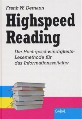 Highspeed Reading