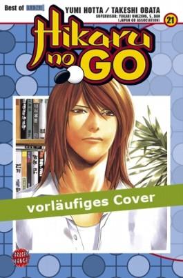 Hikaru No Go, Band 21