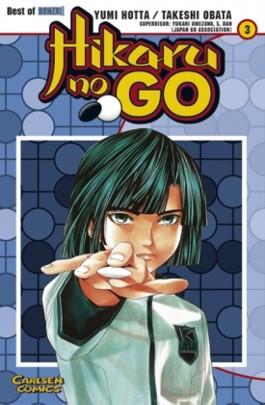 Hikaru No Go, Band 3