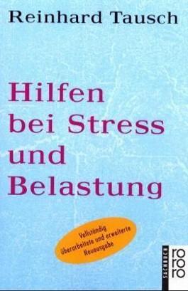 Hilfen bei Streß und Belastung