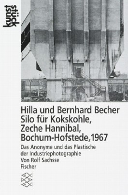 Hilla und Bernhard Becher: Silo für Kokskohle;Zeche Hannibal;Bochum-Hofstede,1967