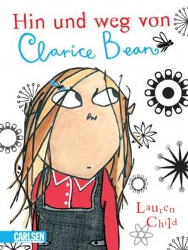 Hin und weg von Clarice Bean
