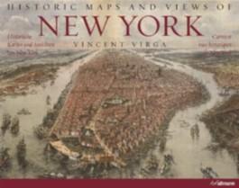 Historische Karten und Ansichten von New York