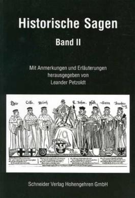 Historische Sagen. Bd.2