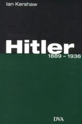Hitler, Band 1: 1889 - 1936
