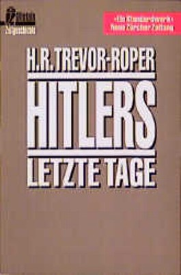Hitlers letzte Tage