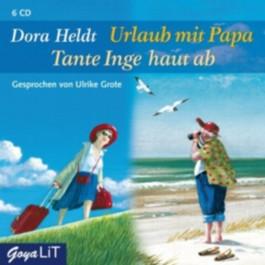 Hörbuch-Box Dora Heldt - Urlaub mit Papa - Tante Inge haut ab