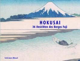 Hokusai - 36 Ansichten des Berges Fuji