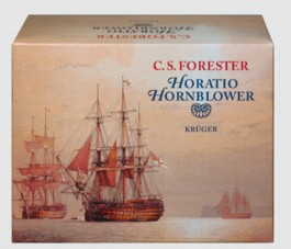 Horatio Hornblower, 11 Bde.