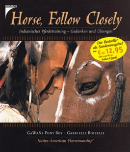 Horse Follow Closely