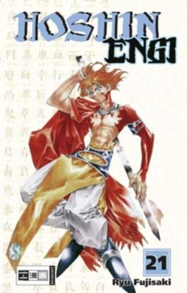Hoshin Engi. Bd.21