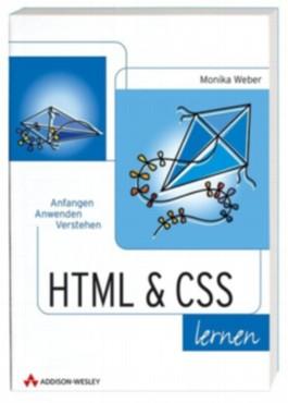 HTML und CSS lernen, m. CD-ROM