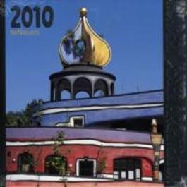 Hundertwasser Architecture 2010 Calendar