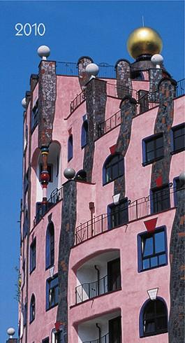 Hundertwasser Architektur 2010