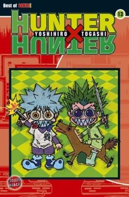 Hunter x Hunter / Hunter X Hunter, Band 13