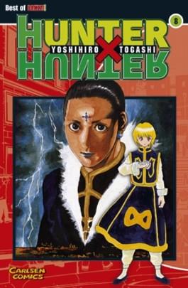 Hunter x Hunter / Hunter X Hunter, Band 8