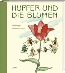 Hupfer und die Blumen