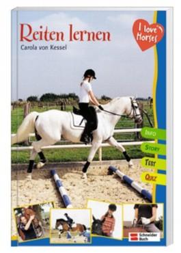 I love horses - Reiten lernen