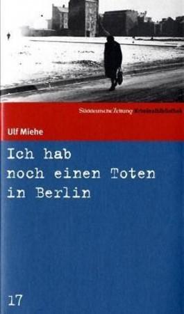 Ich hab noch einen Toten in Berlin