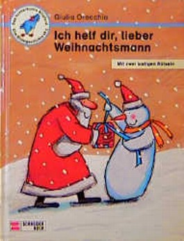 Ich helf dir, lieber Weihnachtsmann