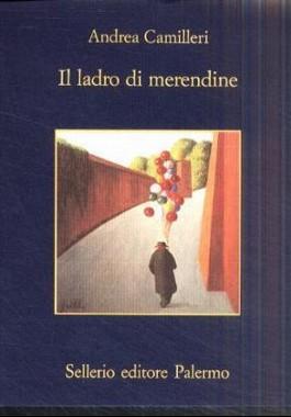 Il ladro di merendine. Der Dieb der süssen Dinge, italienische Ausgabe