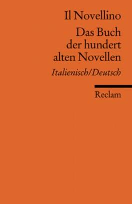 Il Novellino /Das Buch der hundert alten Novellen