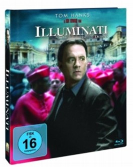 Illuminati, Extended Version, 2 Blu-rays