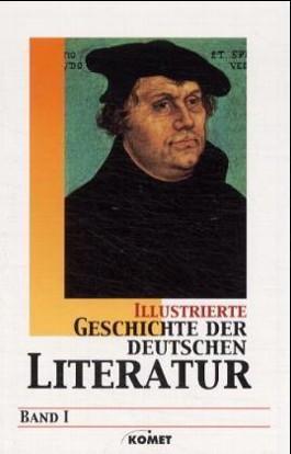 Illustrierte Geschichte der deutschen Literatur, 3 Bde.