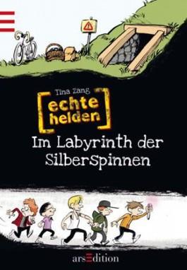 Im Labyrinth der Silberspinnen