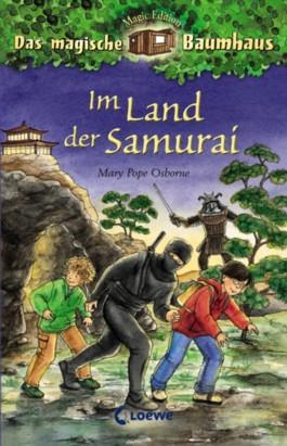 Das magische Baumhaus - Im Land der Samurai