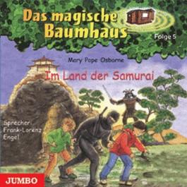 Das magische Baumhaus, Band 5 - Im Land der Samurai