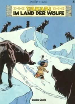 Im Land der Wölfe