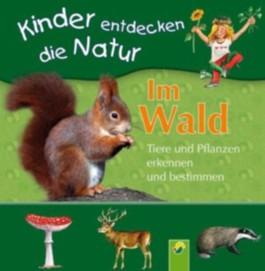 Im Wald. Tiere und Pflanzen erkennen und bestimmen