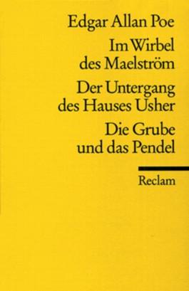 Im Wirbel des Maelstroem und andere Novellen