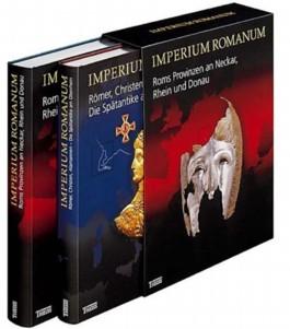 Imperium Romanum, 2 Bde. in Kassette