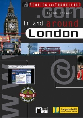 In and around London - Buch mit Audio-CD
