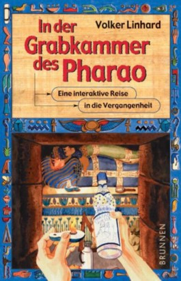 In der Grabkammer des Pharao