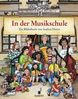 In der Musikschule - In der Oper - Im Konzert