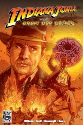 Indiana Jones. Comic / Indiana Jones Comic