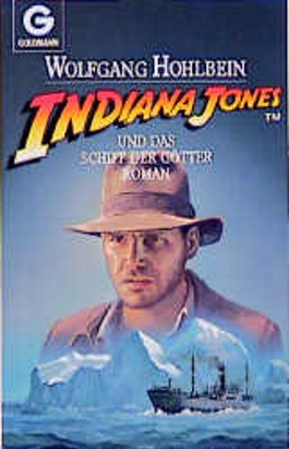 Indiana Jones Buch